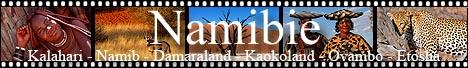 Photos et récits d'un voyage en Namibie